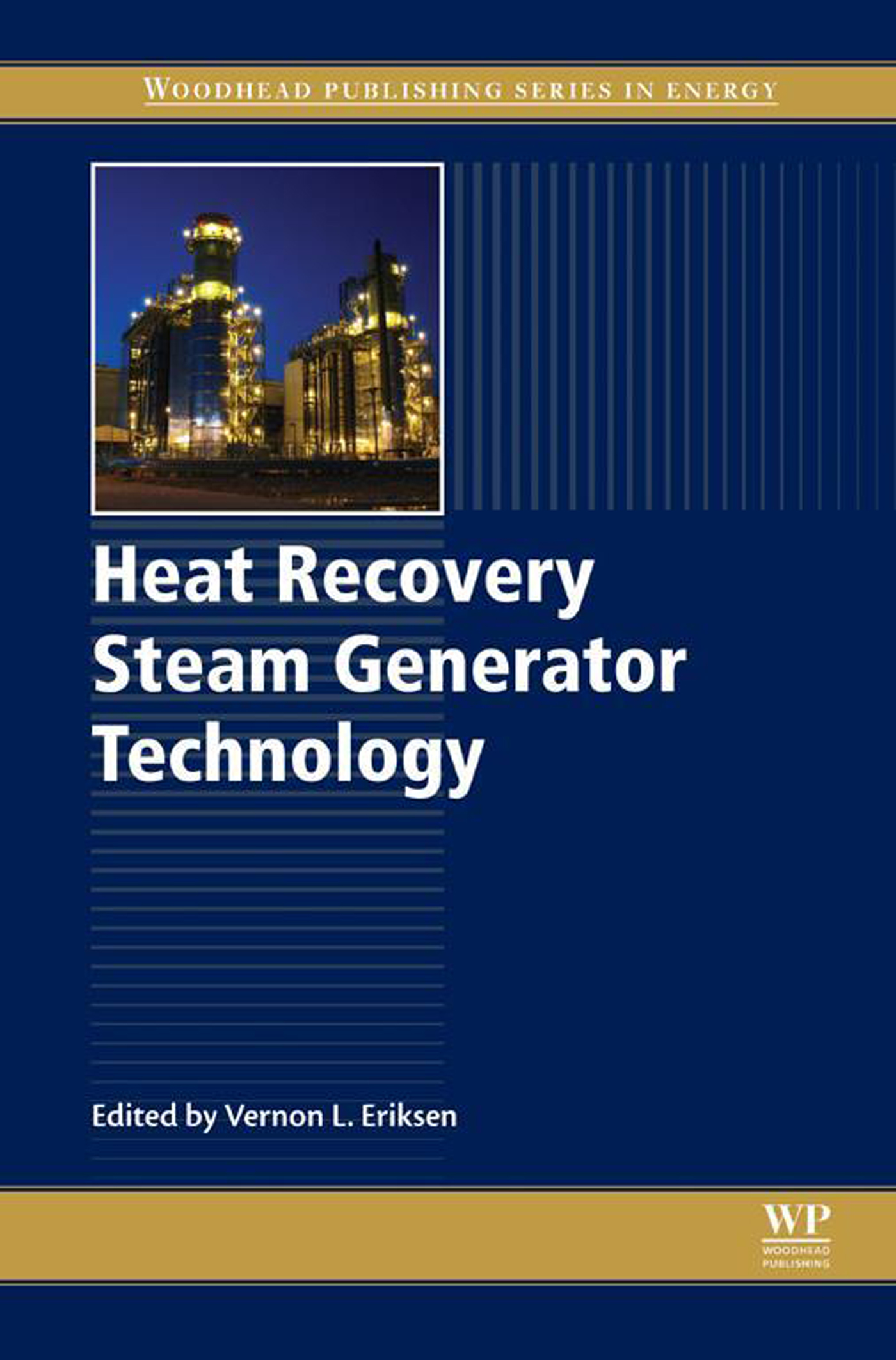Cover image Heat Recovery Steam Generator Technology [Book]