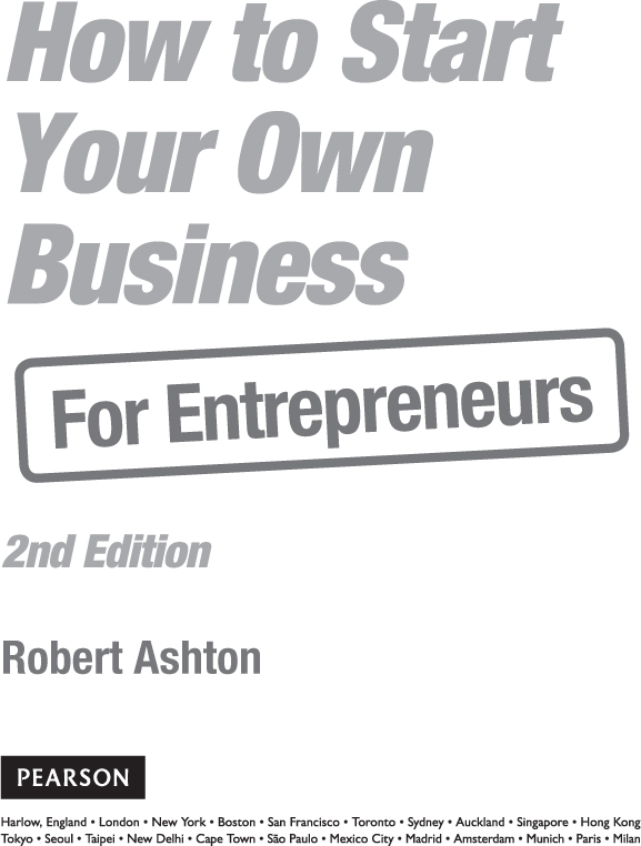 How to Start Your Own Bussiness