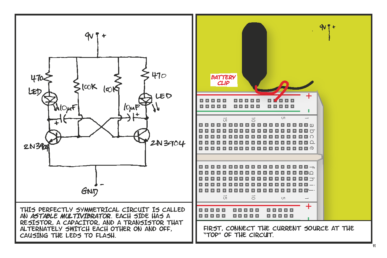 Page 11 How To Use A Breadboard Book Bread Board Diagram With Safari You Learn The Way Best Get Unlimited Access Videos Live Online Training Learning Paths Books Interactive Tutorials And More