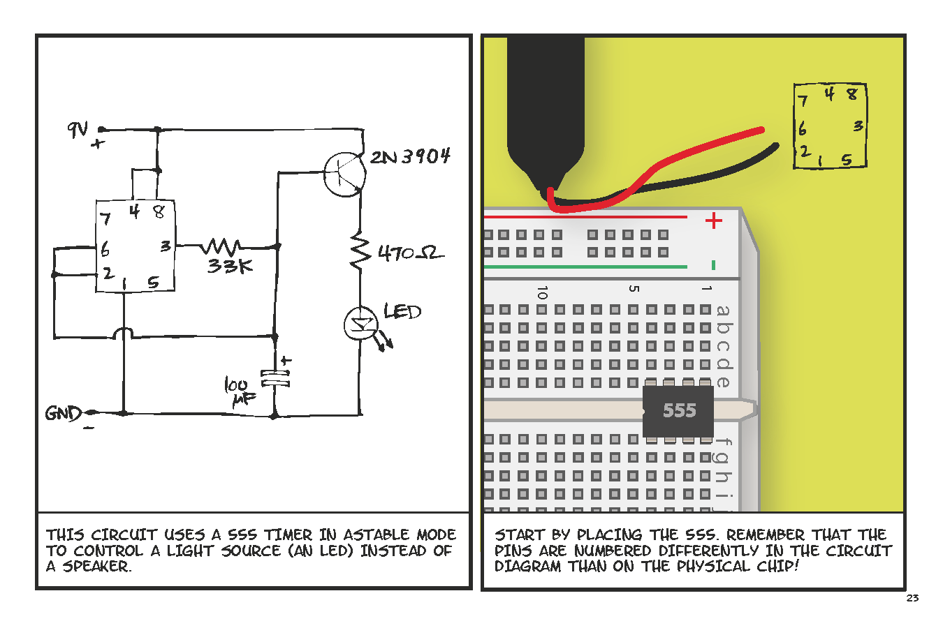 Page 23 How To Use A Breadboard Book Circuit Diagram Using With Safari You Learn The Way Best Get Unlimited Access Videos Live Online Training Learning Paths Books Interactive Tutorials And More