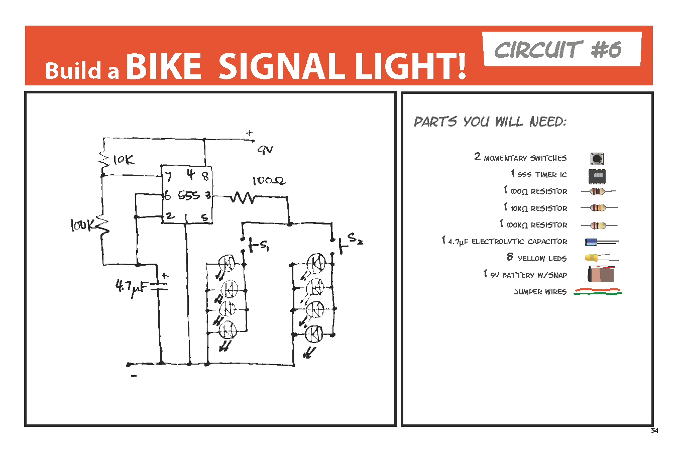 Page 34 How To Use A Breadboard Book Wiring Leds In Parallel And Series With Safari You Learn The Way Best Get Unlimited Access Videos Live Online Training Learning Paths Books Interactive Tutorials More