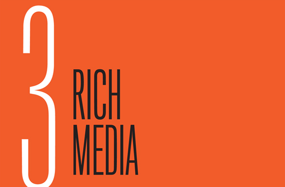 Chapter 3: Rich Media