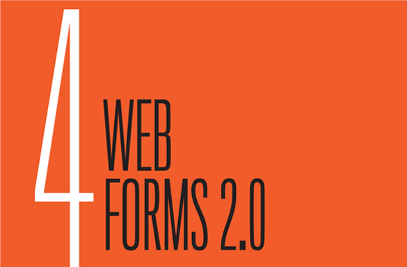 Chapter 4: Web Forms 2.0