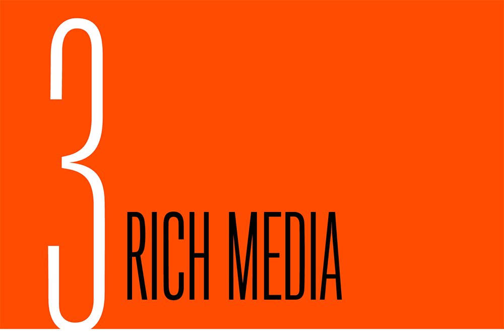 Chapter 3. Rich Media