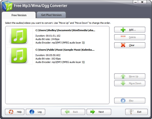 how to change wma to mp3 online