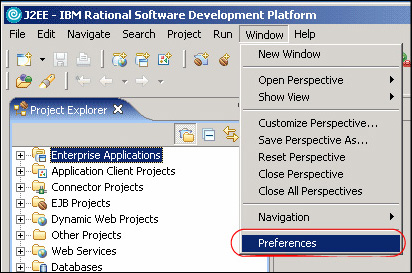 Configuration of the Test Environment - IBM Rational