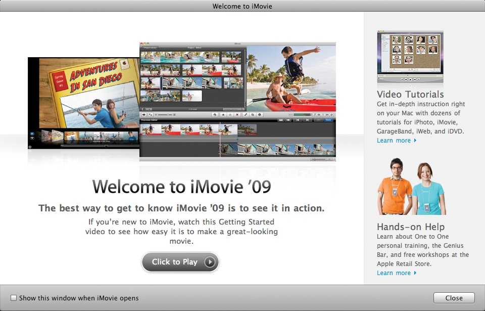 1  Importing Video - iMovie '09 and iDVD: The Missing Manual