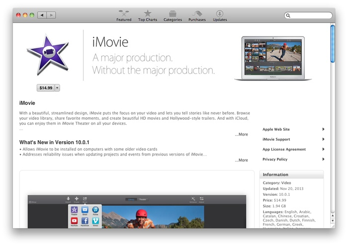 1  Introducing iMovie - iMovie: The Missing Manual [Book]