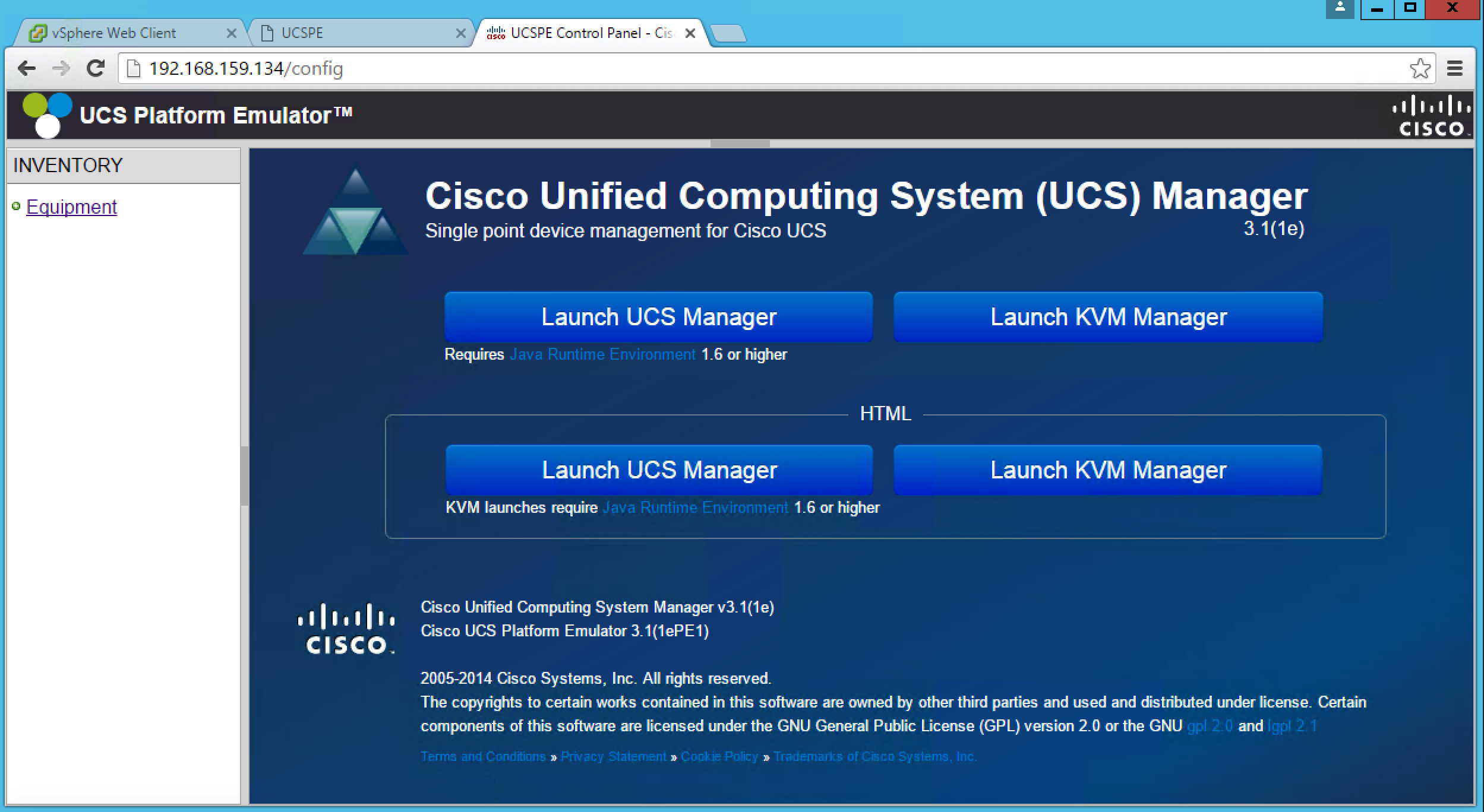 Using Cisco UCSPE - Implementing Cisco UCS Solutions