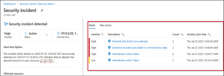 Incident response with Microsoft Azure