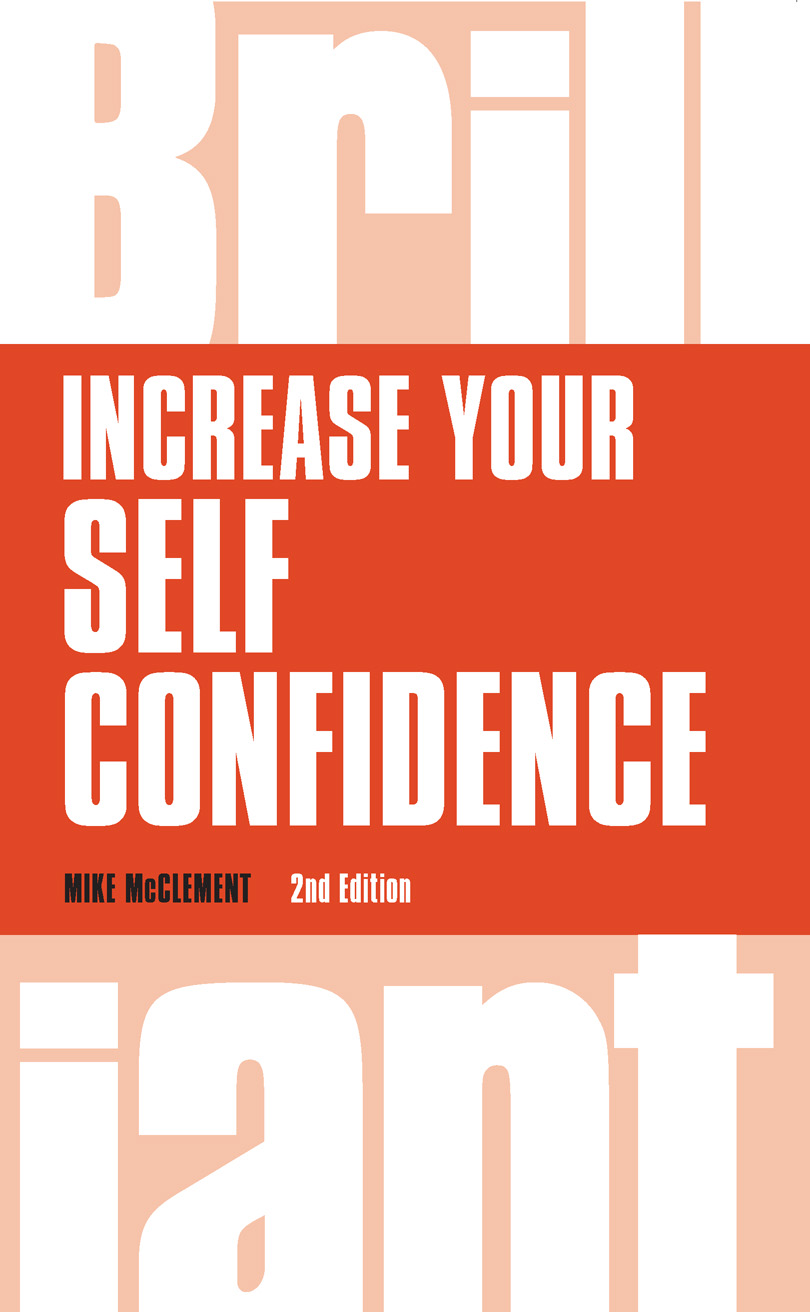 Increase Your Self Confidence