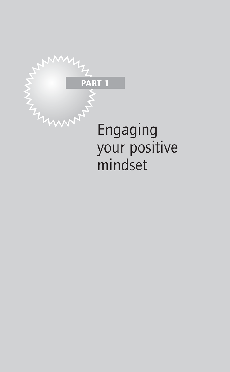Engaging your positive mindset