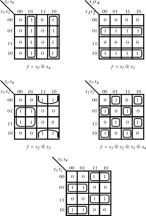 6 9 incomplete logic functions