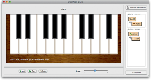 5  Making music: An on-screen piano - Introduction to Programming