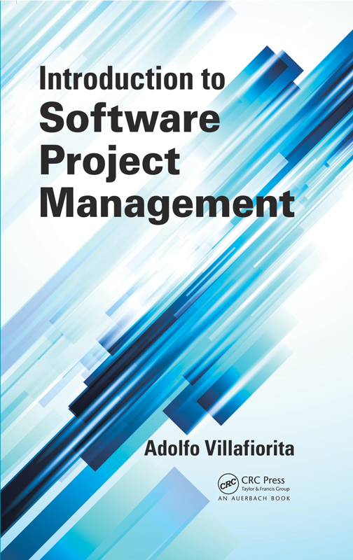 Introduction to Software Project Management: cover image