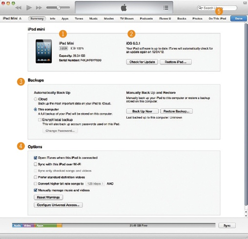1  Set Up Your iPad - iPad: The Missing Manual, 5th Edition