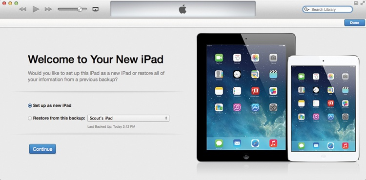 1  Set Up Your iPad - iPad: The Missing Manual, 6th Edition [Book]