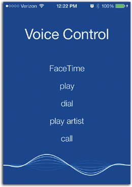 4  Speech Recognition—and Siri - iPhone: The Missing Manual