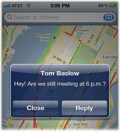 how to change voicemail message on iphone 4