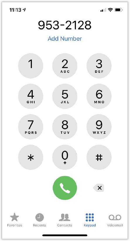 4  Phone Calls & FaceTime - iPhone: The Missing Manual, 12th Edition