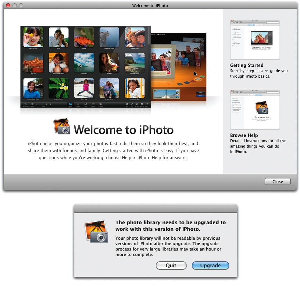 ‎Learn - iPhoto '11 Edition on the Mac App Store