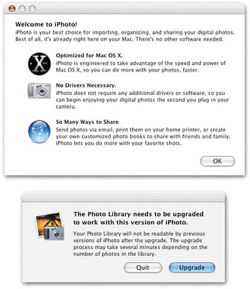 4  Camera Meets Mac - iPhoto 5: The Missing Manual, Fourth Edition