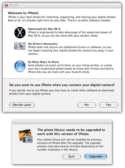 4  Camera Meets Mac - iPhoto 6: The Missing Manual, 5th