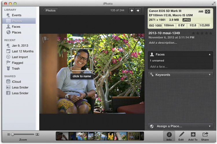 Manually Add Faces To Photos On Iphone How to use the People