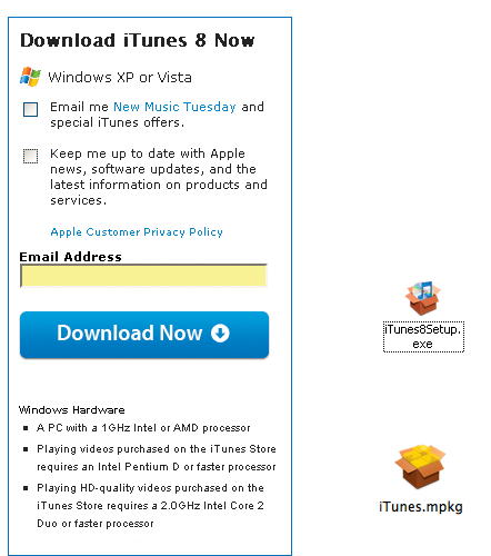 Install iTunes - iPod: The Missing Manual, 7th Edition [Book]