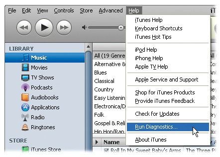 how to delete books from itunes on computer