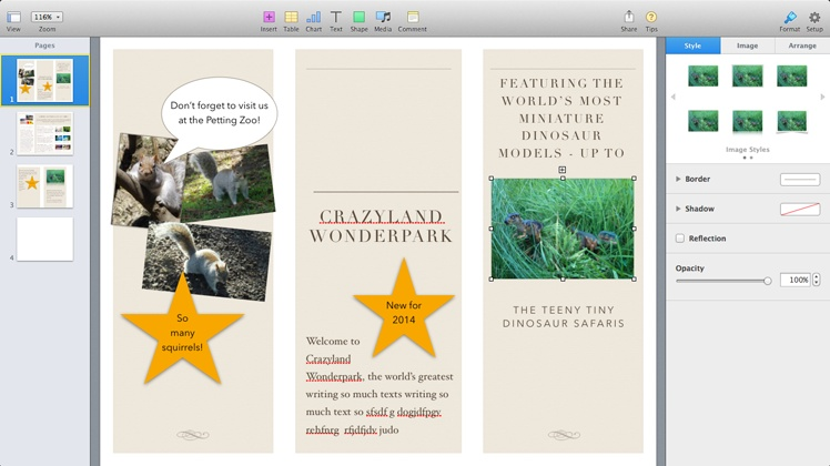 1 creating a pages document iwork the missing manual book pages full screen mode lets you focus exclusively on your document this mode publicscrutiny Image collections