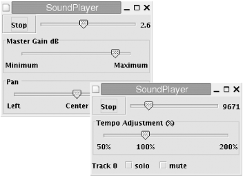 SoundPlayer playing sampled audio and MIDI files