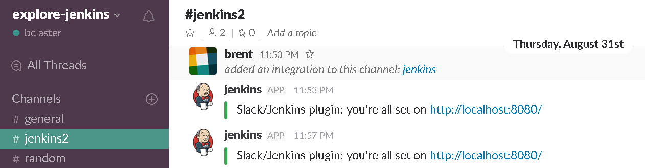4  Notifications and Reports - Jenkins 2: Up and Running [Book]