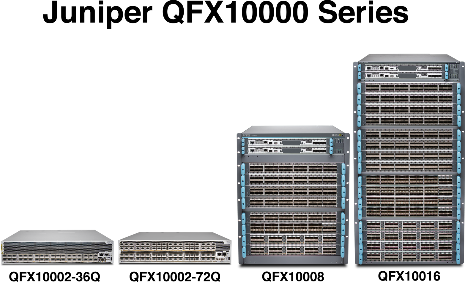 1  Juniper QFX10000 Hardware Architecture - Juniper QFX10000 Series