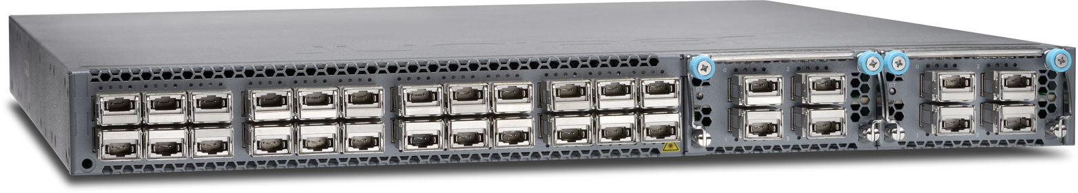 The Juniper QFX5100-24Q switch