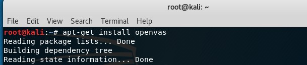 Vulnerability scanning with OpenVAS - Kali Linux 2018