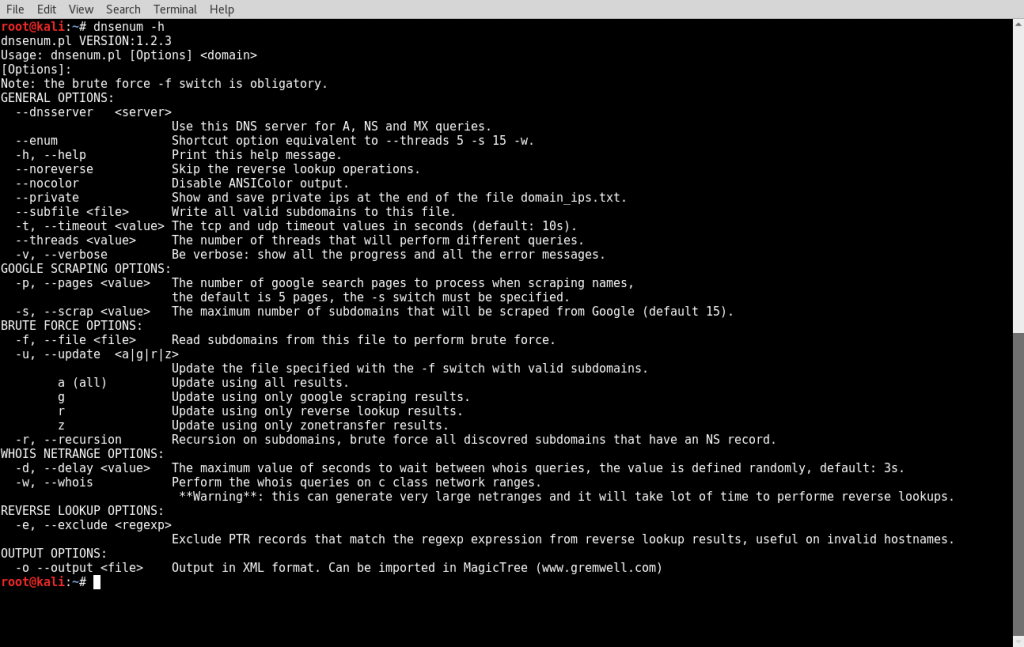 How To Do It Kali Linux Network Scanning Cookbook Second