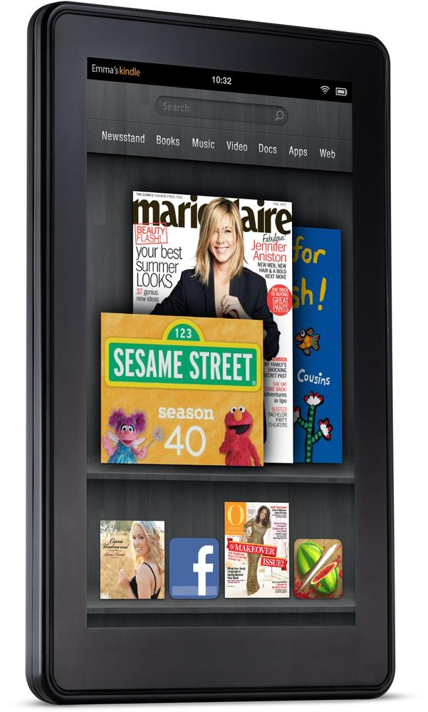 1 Out Of The Box Setting Up Taking A Tour Kindle Fire The Missing Manual Book