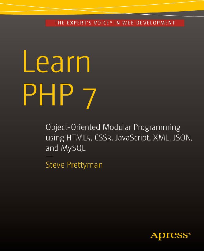 6 Great Books for Learning PHP Object-Oriented Programing