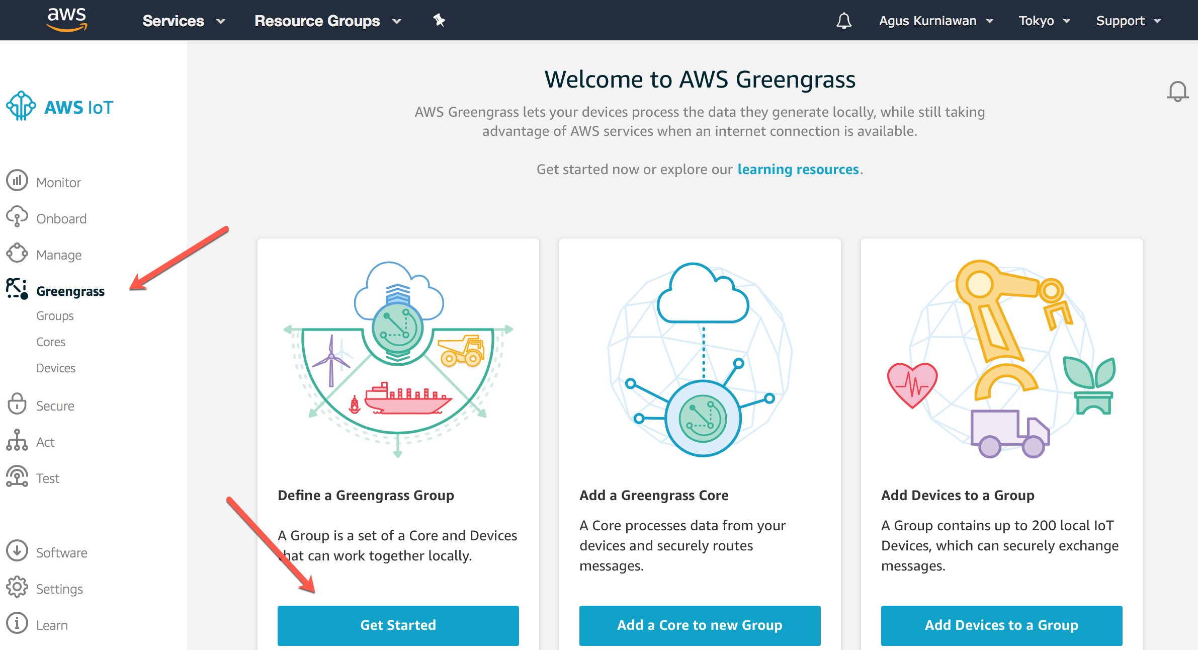 Configuring Raspberry Pi 3 and IoT devices to AWS IoT - Learning AWS