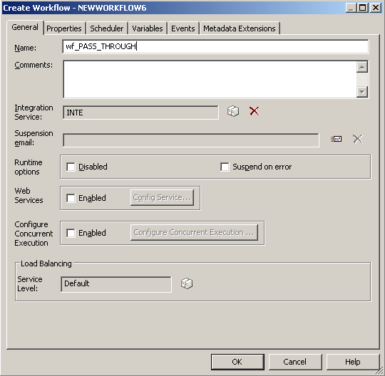 Creating A Workflow Manually Learning Informatica Powercenter 10 X