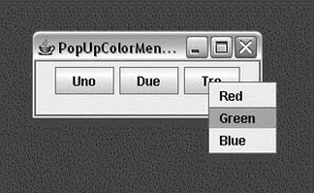 The PopupColorMenu application