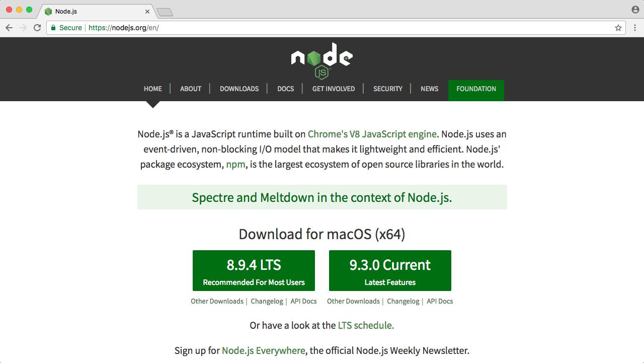 learning node js development pdf