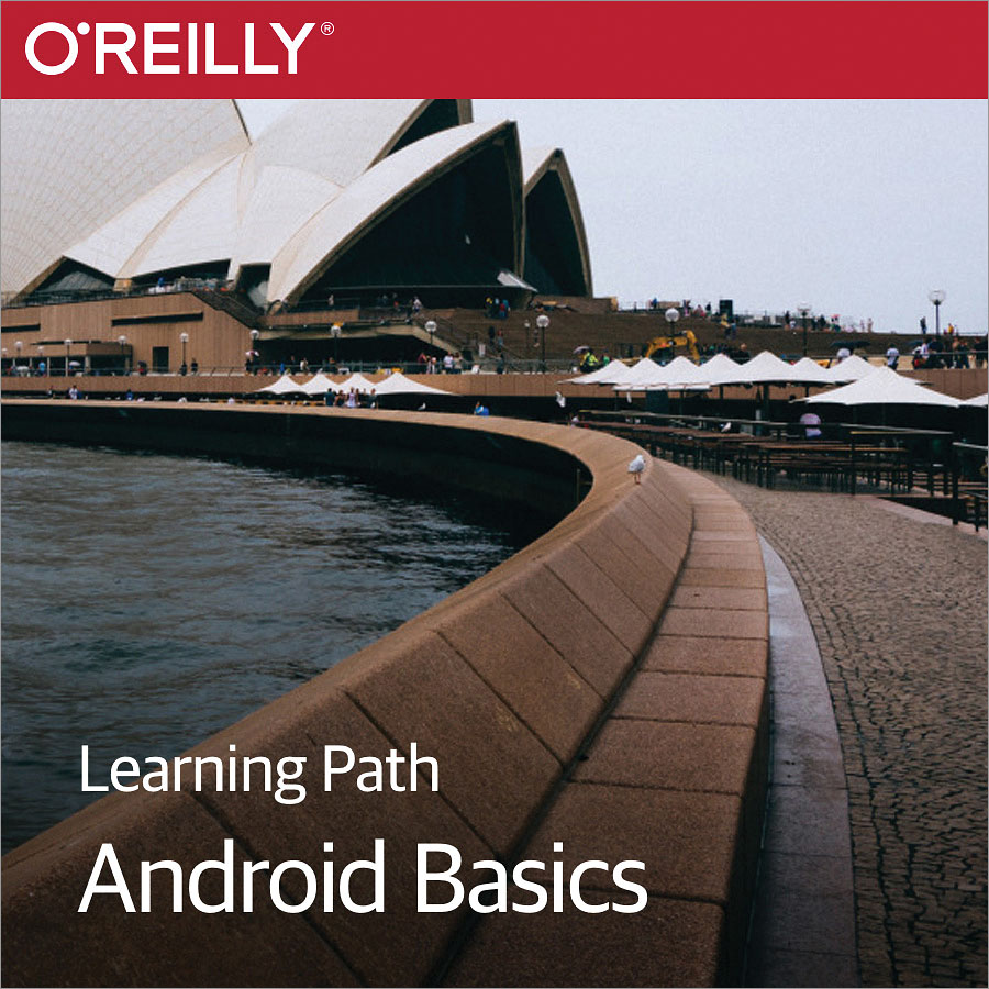 cover for Learning Path: Android Basics