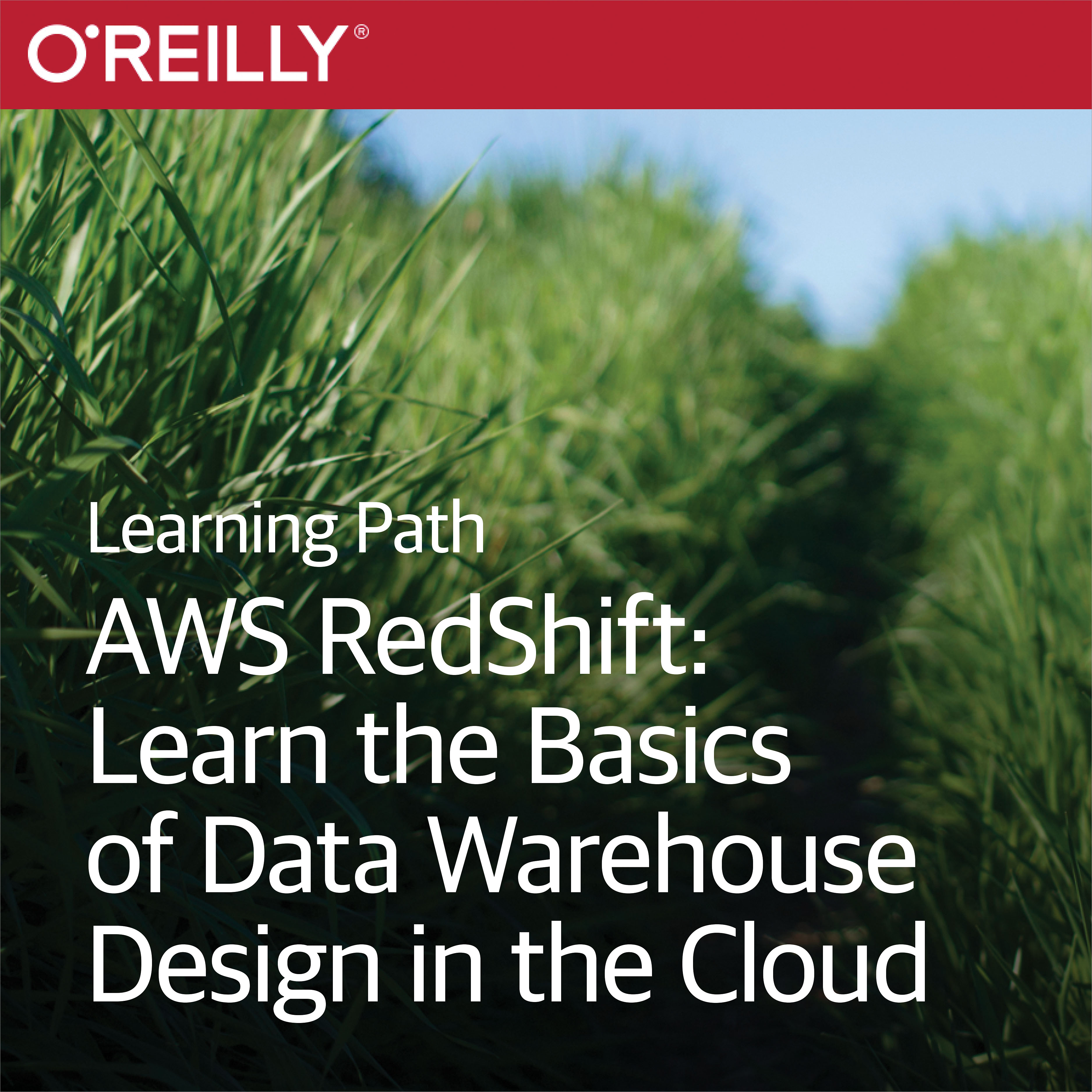 cover for Learning Path: AWS RedShift