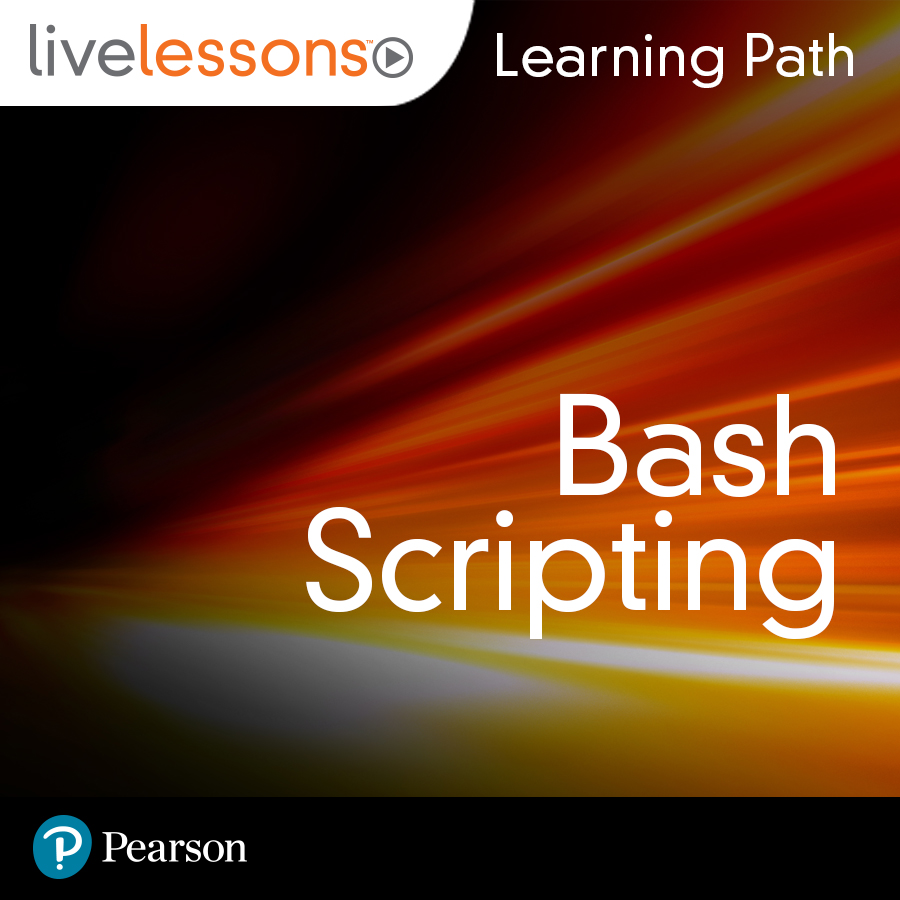 cover for Learning Path: Bash Scripting