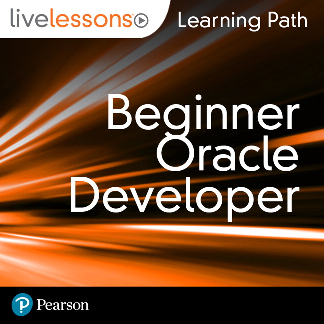 cover for Learning Path: Beginner Oracle Developer