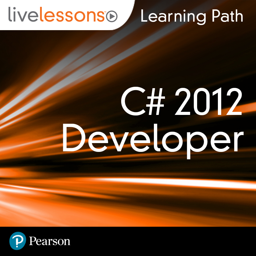 cover for Learning Path: C# 2012 Developer