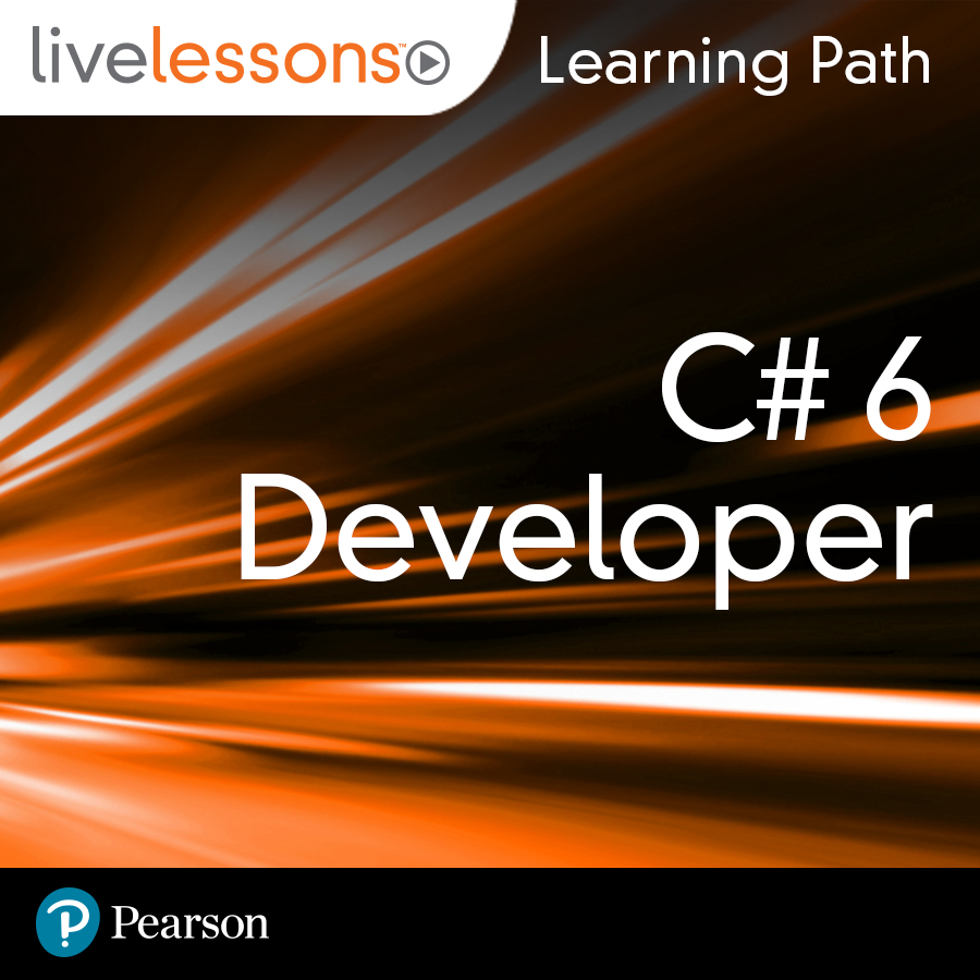 cover for Learning Path: C# 6 Developer