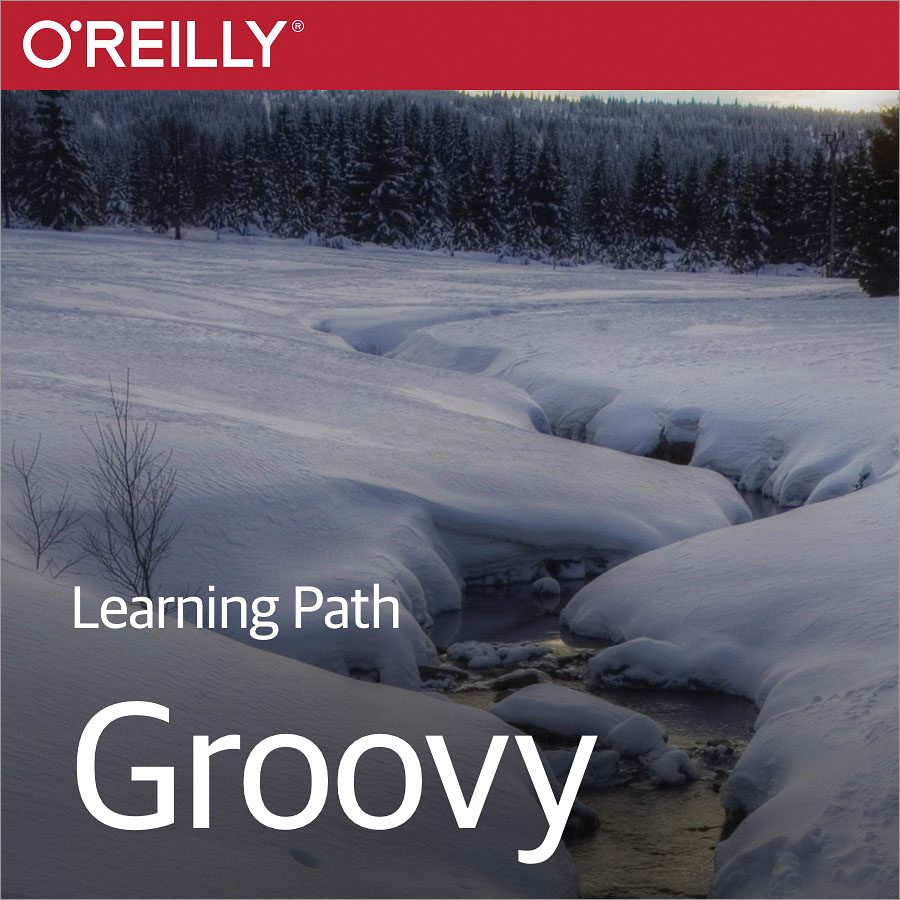cover for Learning Path: Groovy